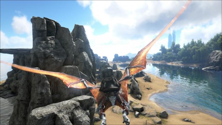 """ARK: Survival Evolved — улучшения для Xbox One X и задержка кроссплатформенного онлайна"""""""