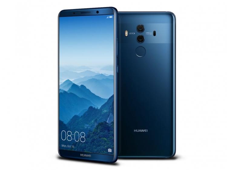 """Камера Huawei Mate 10 Pro получила 97 баллов из 100 в тесте DxOMark"""""""