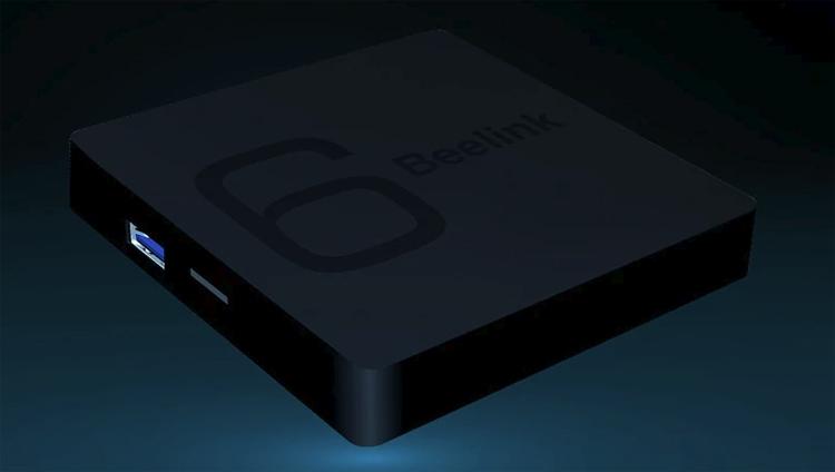 ТВ-приставка Beelink GS1 поддерживает видео 6К