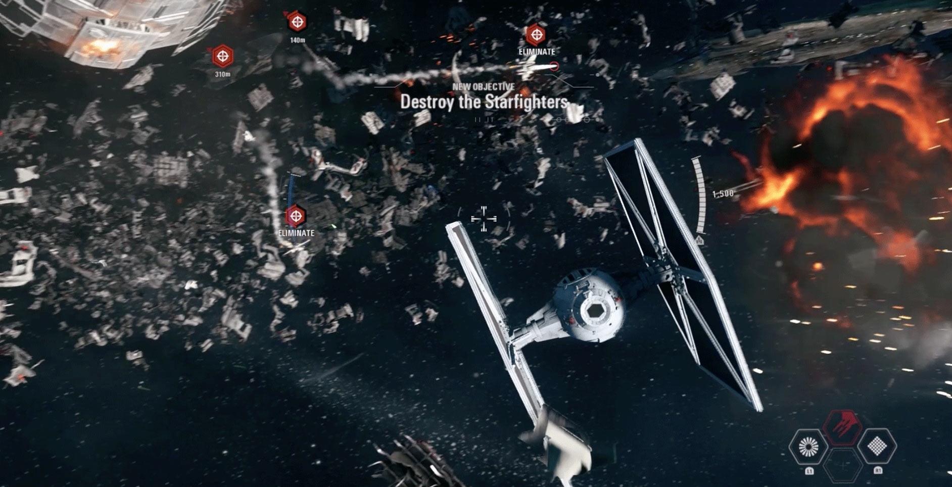 Star Wars Battlefront 2 скриншоты трейлер и сюжетная