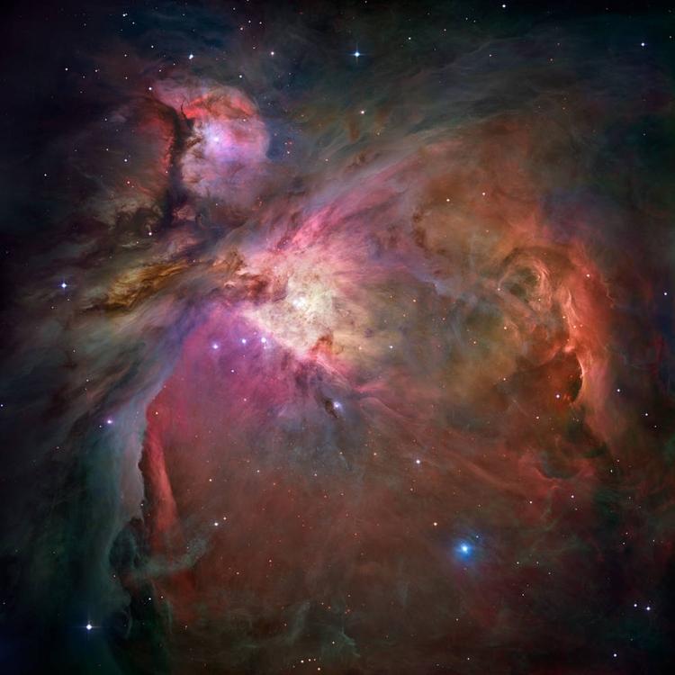 М 42 / Туманность Ориона