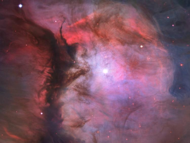 М 43 / Туманность де Мерана