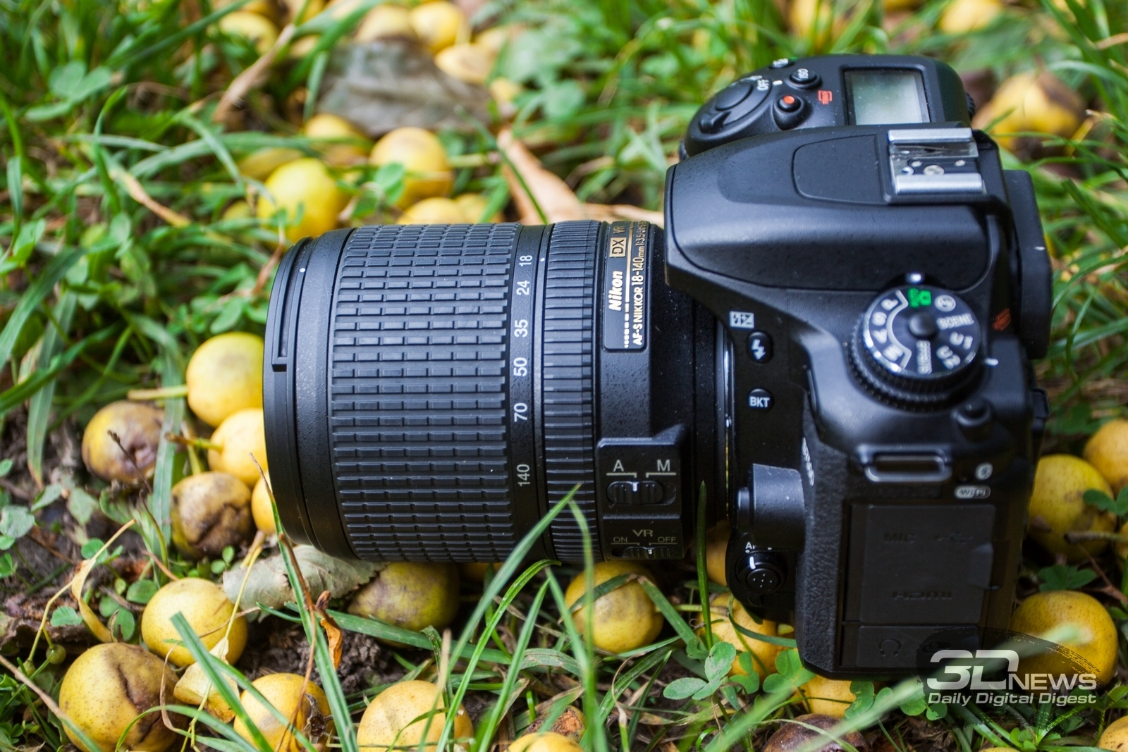 Обзор зеркальной фотокамеры Nikon D7500: шаг вперед или компромисс