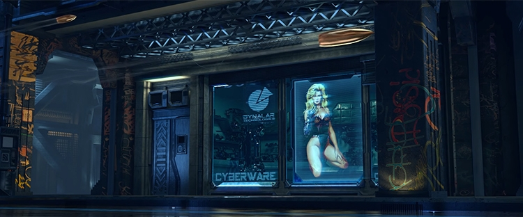 """Слухи: в Cyberpunk 2077 будут «социальные центры» в виде городских баров"""""""