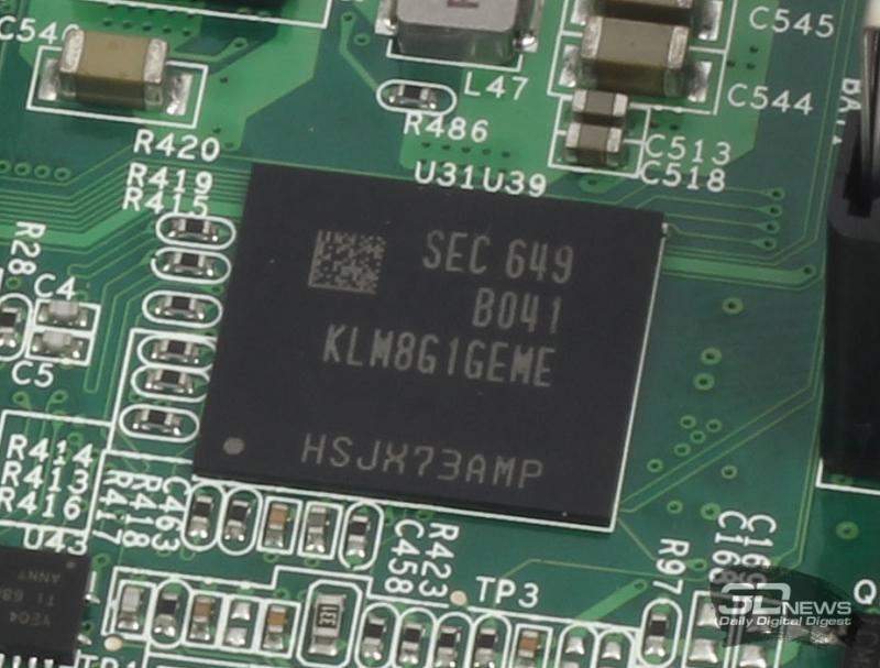 Флеш-модуль SEC KLM8G1GEME-B041