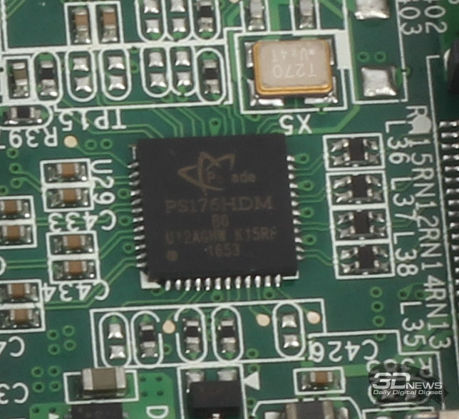 Аудиоконтроллер Realtek ALC887
