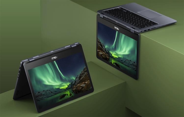 Ноутбук-трансформер ASUS VivoBook Flip 14