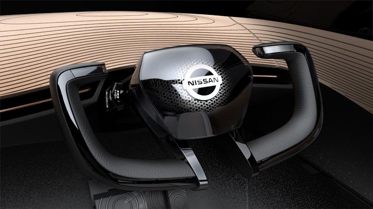 """Электрический концепт-кроссовер Nissan IMx имеет запас хода более 600 км"""""""