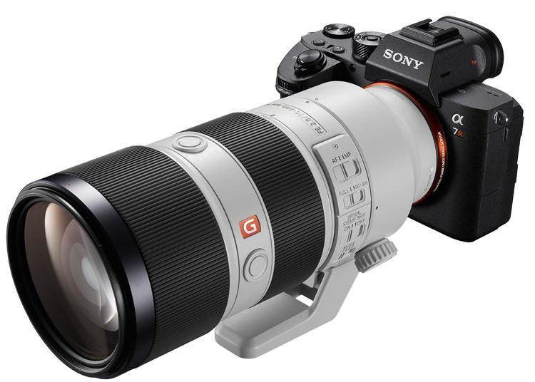 "Sony α7R III: полнокадровая «беззеркалка» с 42,4-Мп сенсором Exmor R CMOS"""