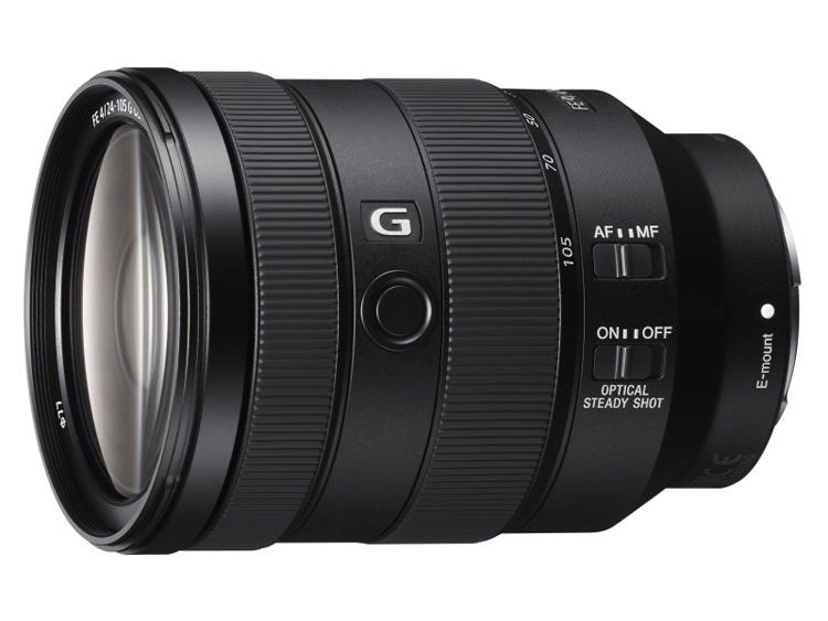 """Объектив Sony FE 24-105mm F4 G OSS для полнокадровых камер обойдётся в $1300"""""""