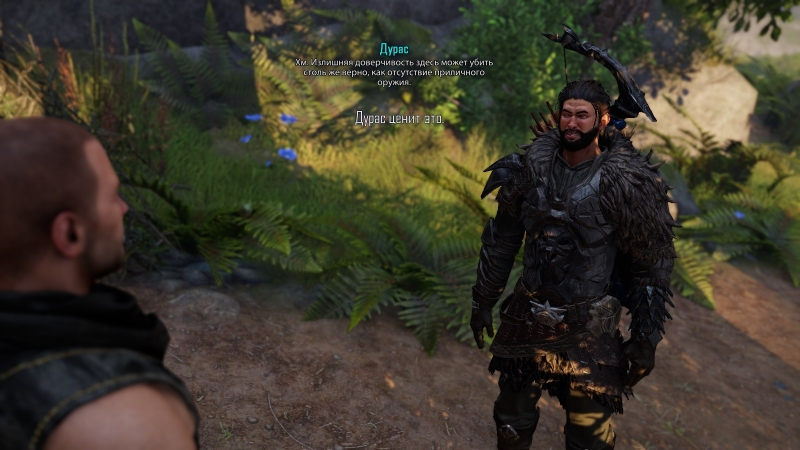 Like the heroes of Telltale games, characters in ELEX like to remember something &quot;height =&quot; 450 &quot;width =&quot; 800 &quot;/&gt; </a></p> <div class=
