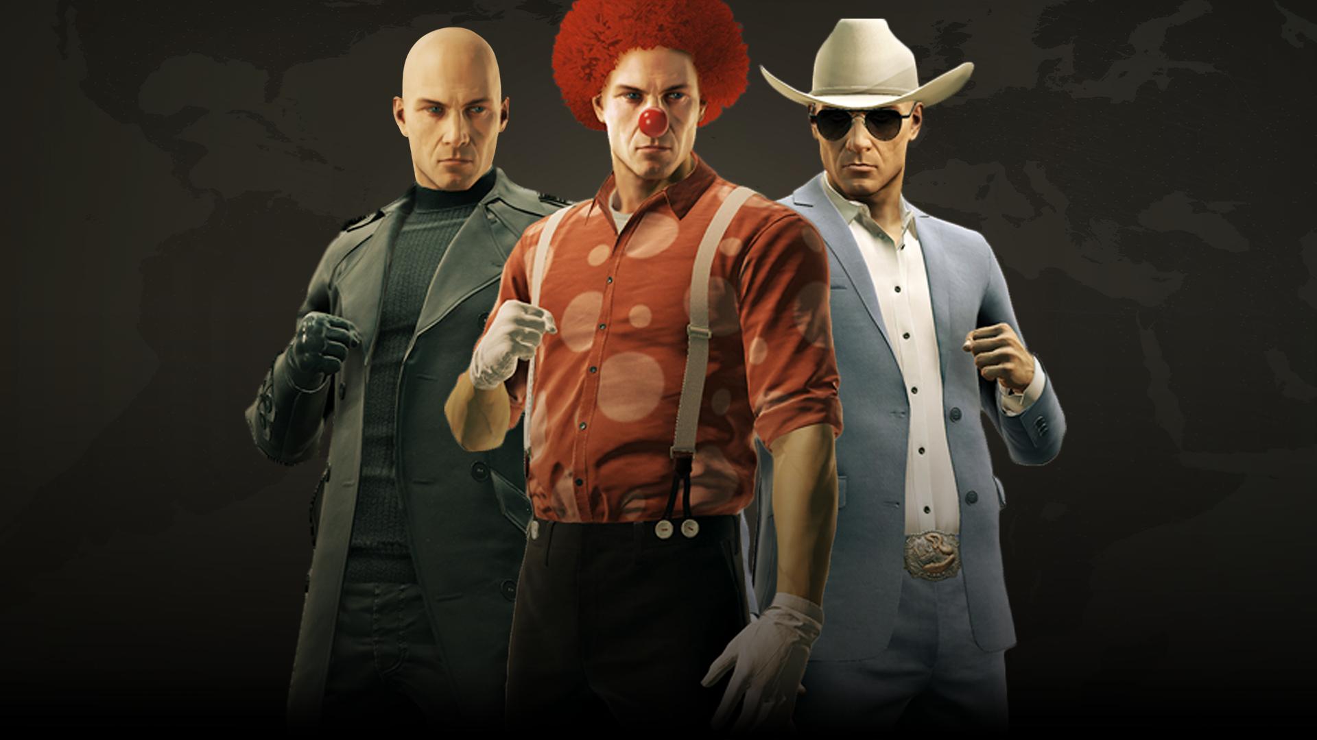 Анонсирована Hitman— Game ofthe Year Edition сновой сюжетной кампанией