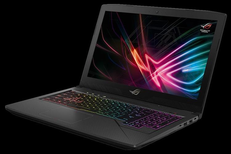 Новый ноутбук семейства ASUS ROG Strix SCAR Edition наделён G-Sync