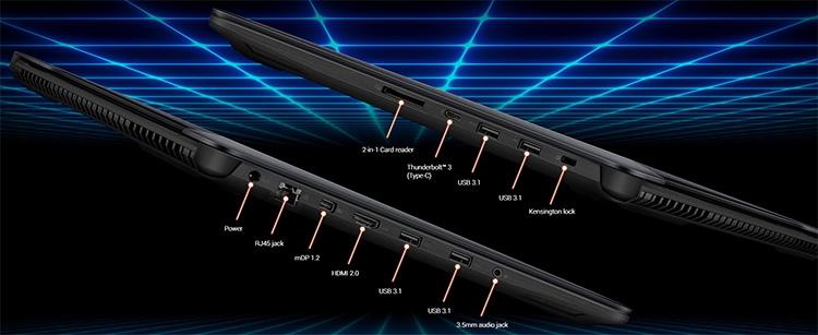 Ноутбук ASUS ROG Strix SCAR Edition