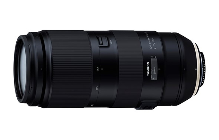 Tamron представила объектив 100-400mm F