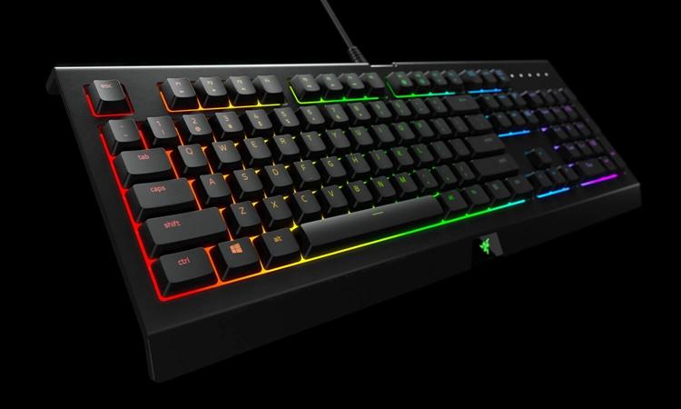 Клавиатуры Razer Cynosa Chroma: RGB-подсветка и защита от пролитой