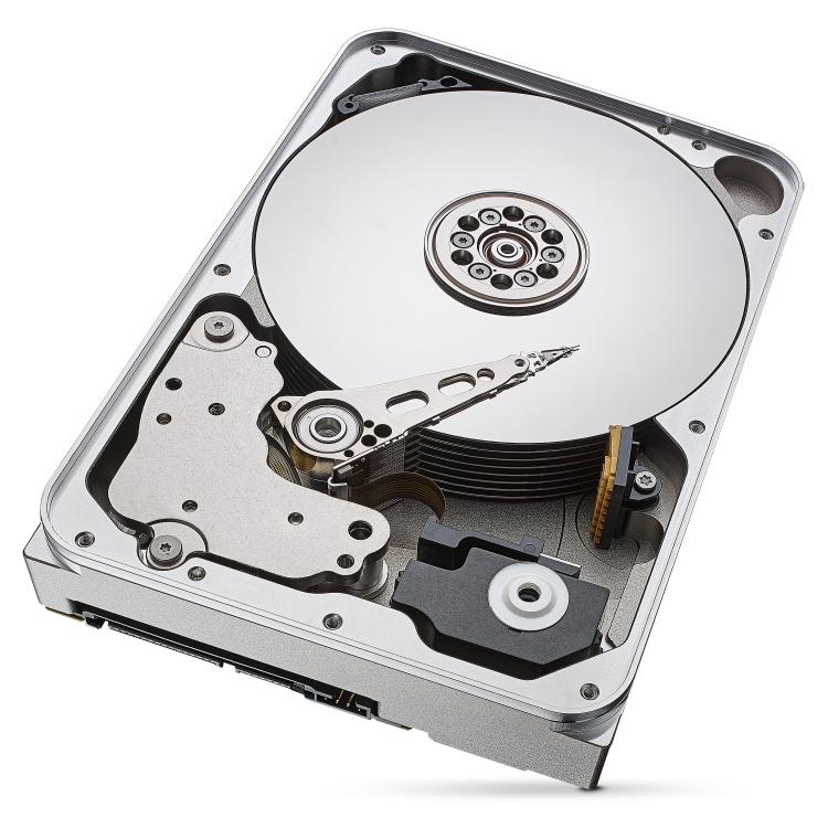 Seagate Technology пополнила серию «Стражи Данных» 12-Тбайт жёсткими дисками
