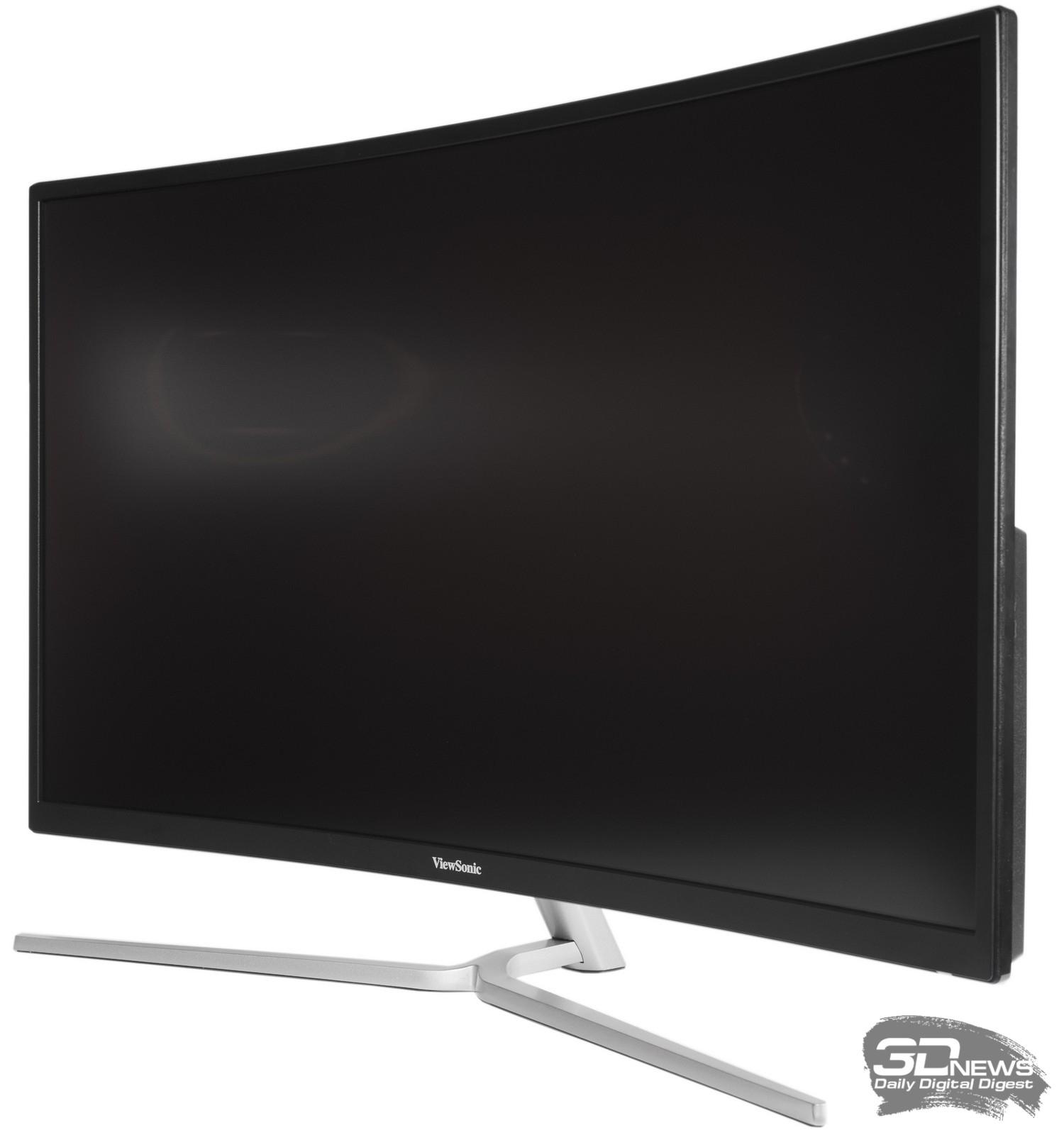 Обзор игрового Full HD-монитора Viewsonic XG3202-C: такого вы ещё не видели
