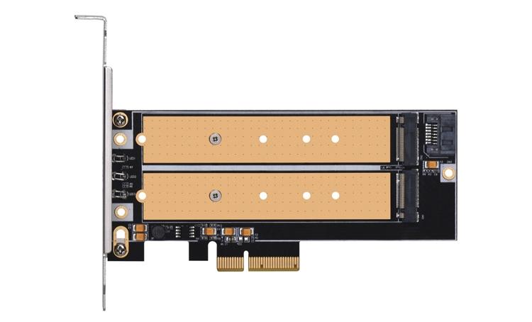 ss1 - Адаптер SilverStone ECM22 поможет установить накопитель М.2 в слот PCIe