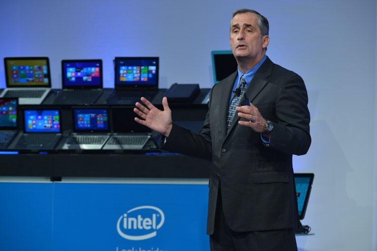 Генеральный директор Intel Брайан Кржанич