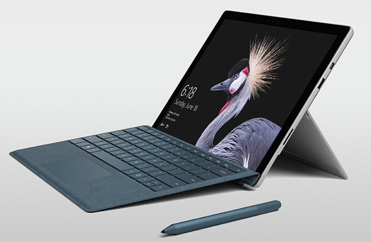 Планшет Microsoft Surface Pro LTE Advanced
