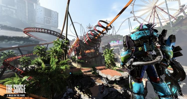 """Действие первого DLC к The Surge развернётся в парке развлечений"""""""
