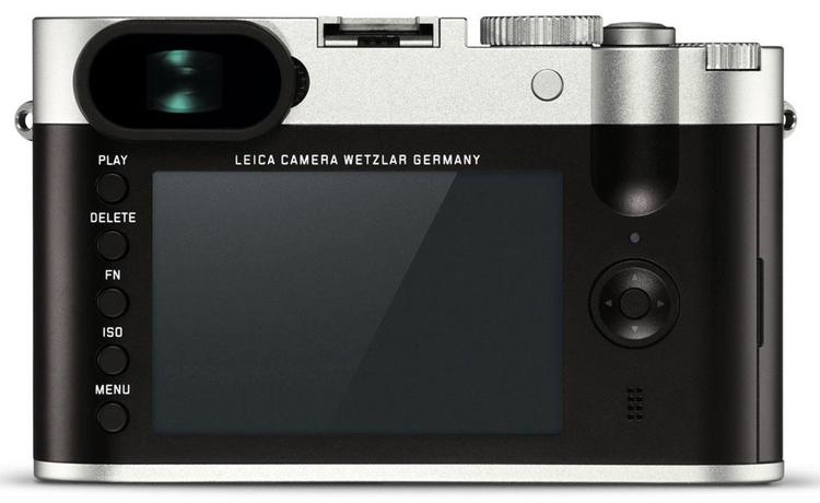"""Leica Q Silver: компактная камера премиум-класса в новом исполнении"""""""