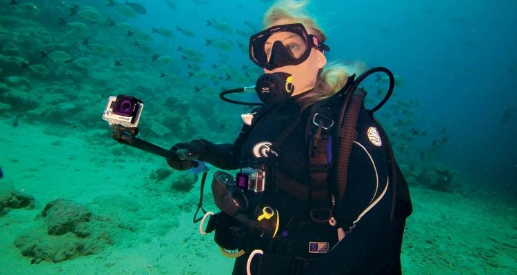 """Разработчик экшен-камер GoPro вернулся к прибыли"""""""