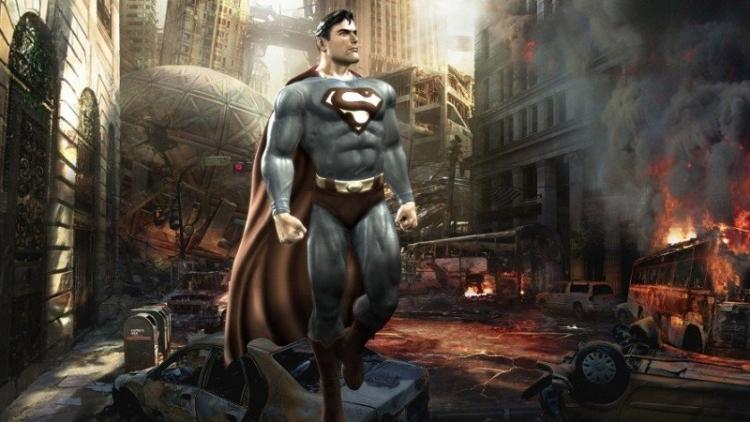 """Слухи: Superman от Rocksteady анонсируют на следующей неделе"""""""