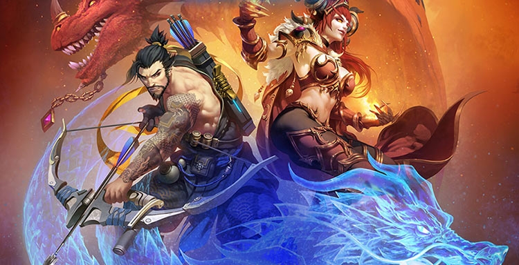 Вигре Heroes ofthe Storm появятся Хандзо иАлекстраза