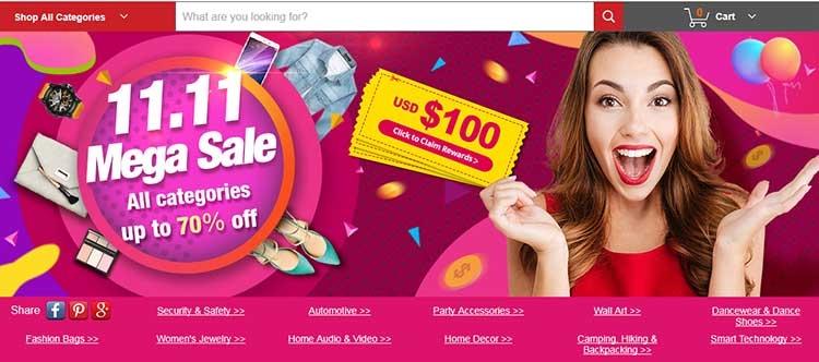 """На «День холостяков» в интернет-магазине Lightinthebox.com состоится масштабная распродажа"""""""