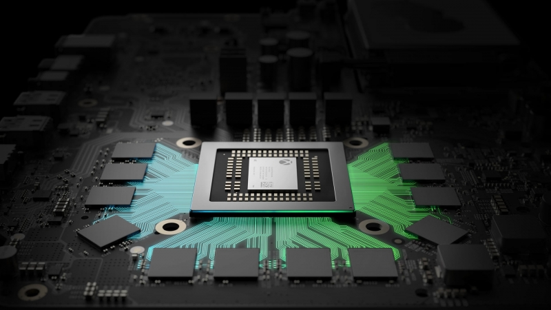 Xbox One X - Scorpio Engine