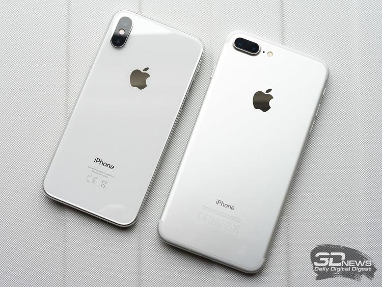 """iPhone X не смог стать лучшим камерофоном в рейтинге DxOMark"""""""