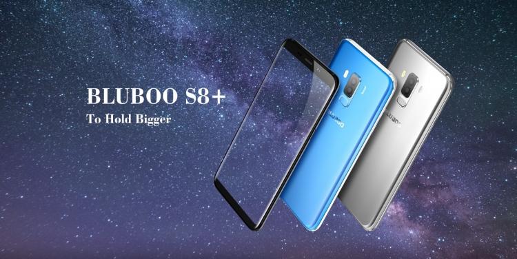 "Какие плюсы у смартфона Bluboo S8 Plus?"""