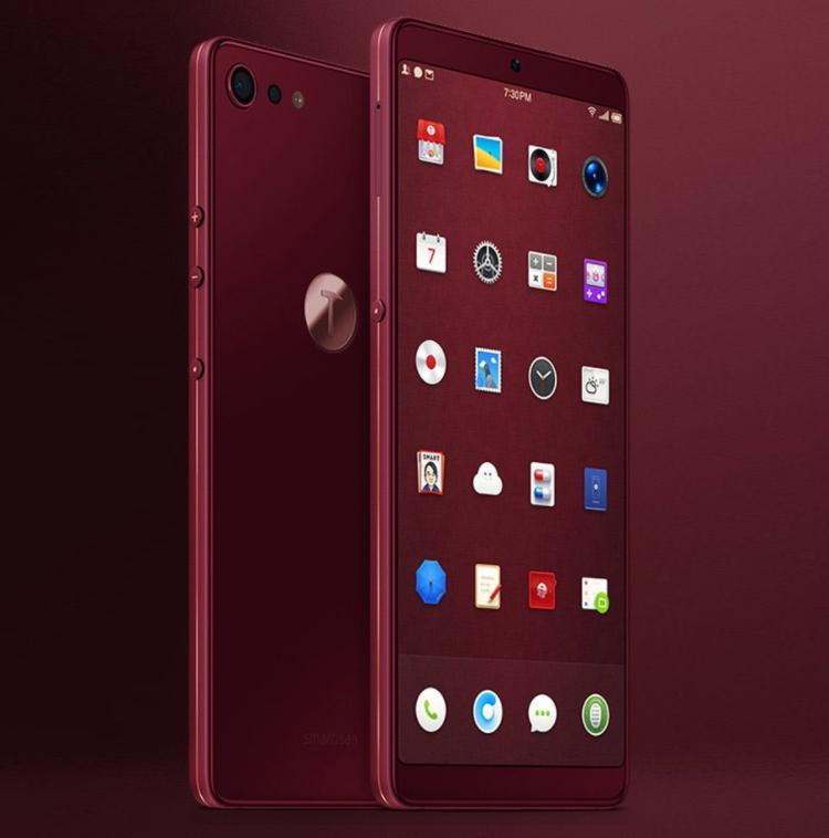 Смартфон Smartisan Nut Pro 2