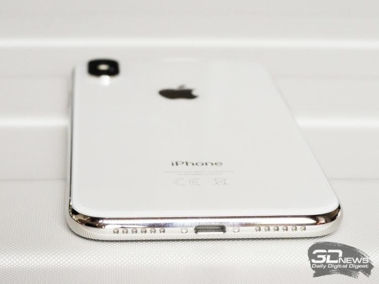 """iPhone X стал рекордсменом на вторичном рынке"""""""