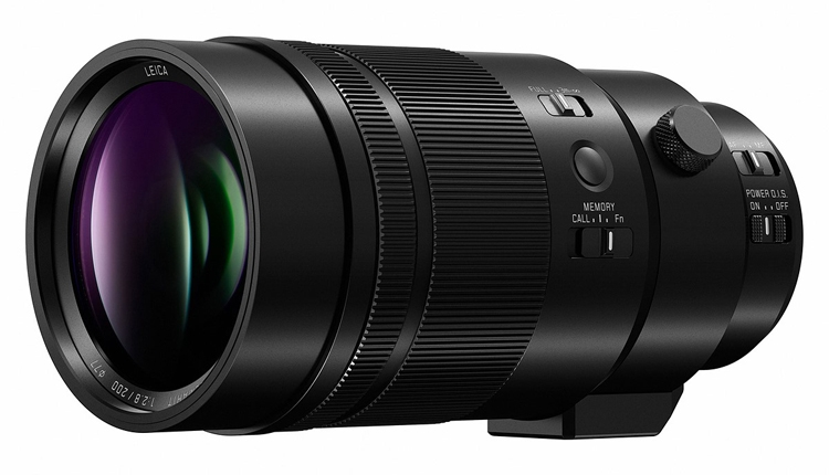 Телефотообъектив Panasonic Leica DG Elmarit 200mm
