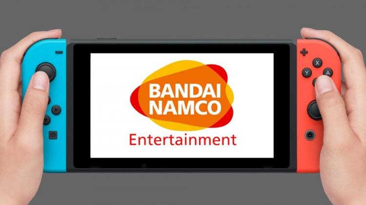 """Bandai Namco выделит больше ресурсов на разработку игр для Nintendo Switch"""""""
