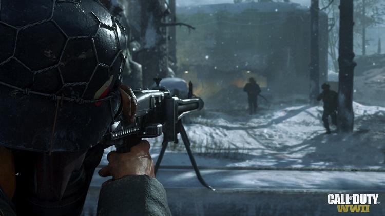 "Call of Duty: WWII заработала более $500 млн за первые три дня продаж"""