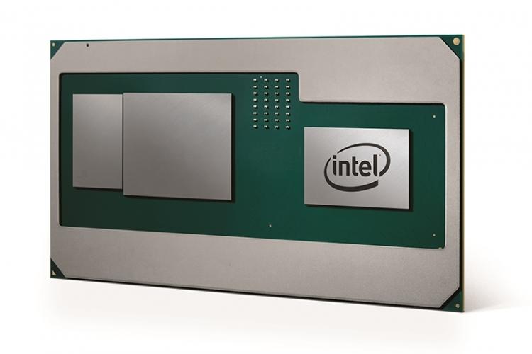Intel Core с графикой AMD Radeon