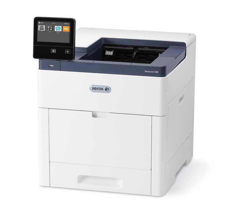 Xerox VersaLink C500/C505 — печатные устройства завтрашнего дня