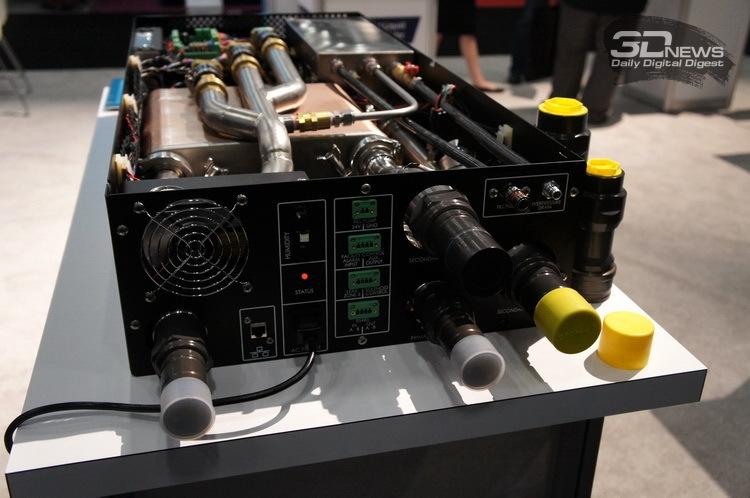Модули CoolIT Systems имеют развитые средства интеграции и мониторинга