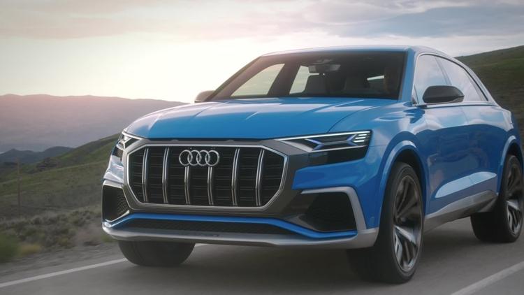 audi1 Audi начнёт производство синтетического топлива e-diesel в 2018 году