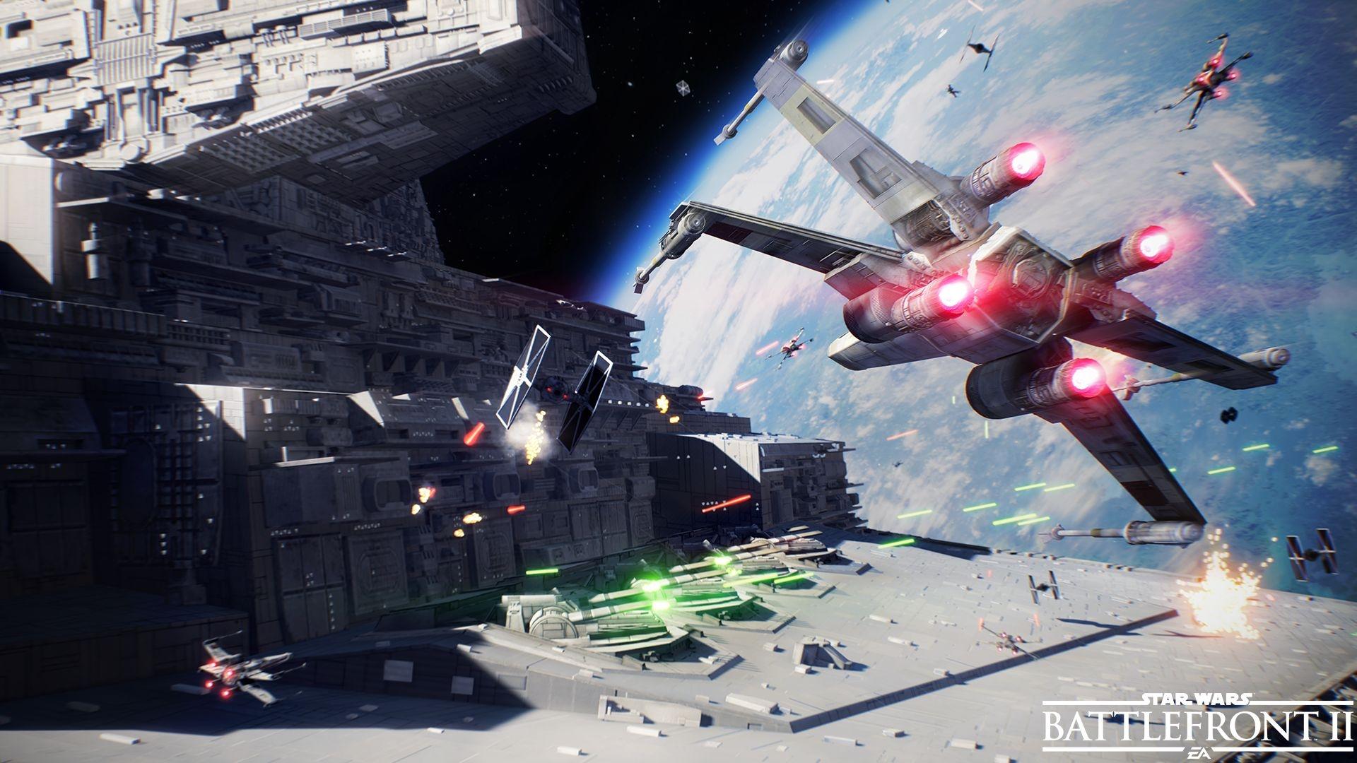 В Star Wars Battlefront 2 не планировалась сюжетная