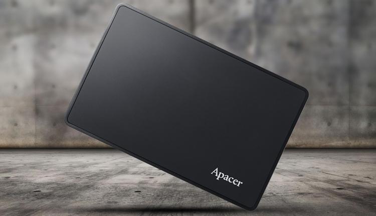 ap1 - Корпус Apacer AD100/AD300 превратит внутренний накопитель во внешний