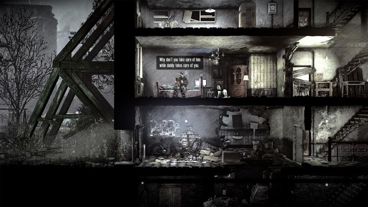 """This War of Mine получила первое небольшое DLC из серии «Истории»"""""""