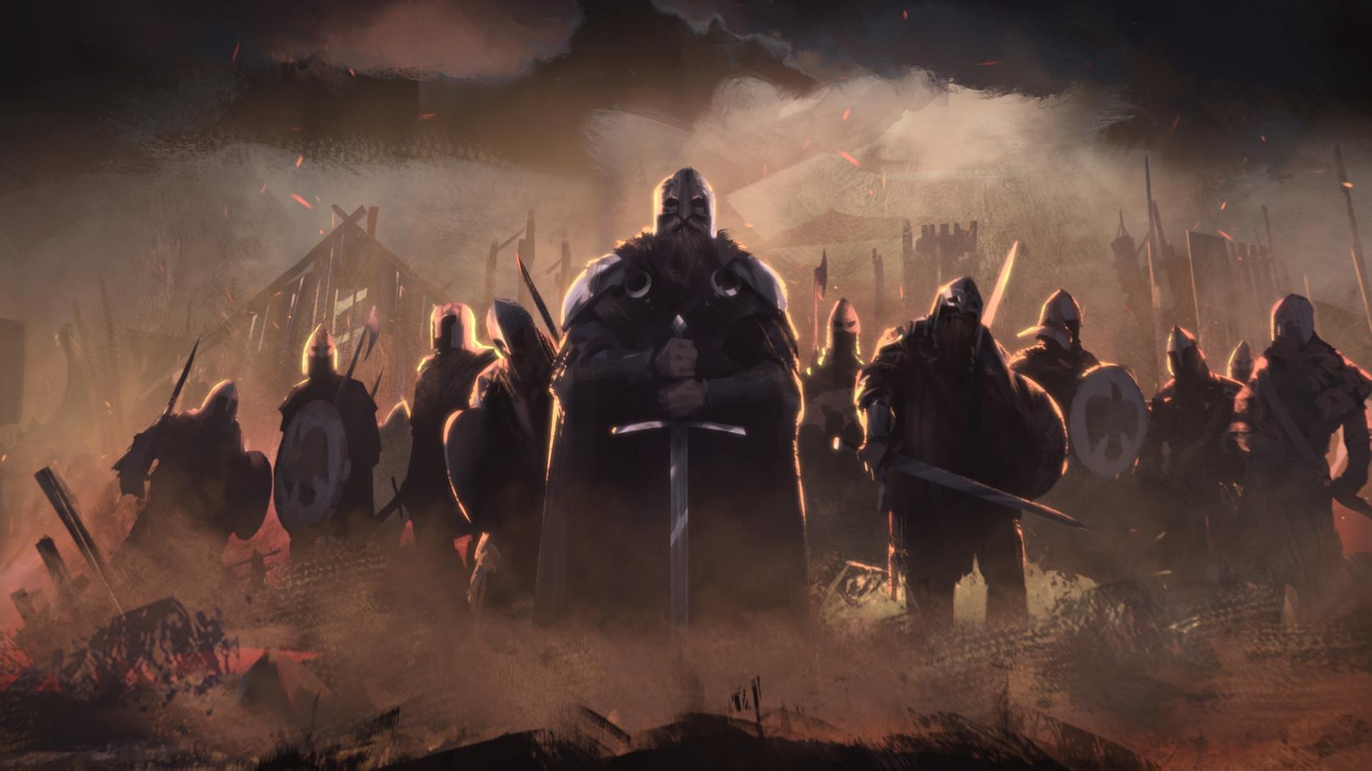 Создатели представили первую часть Total War Saga