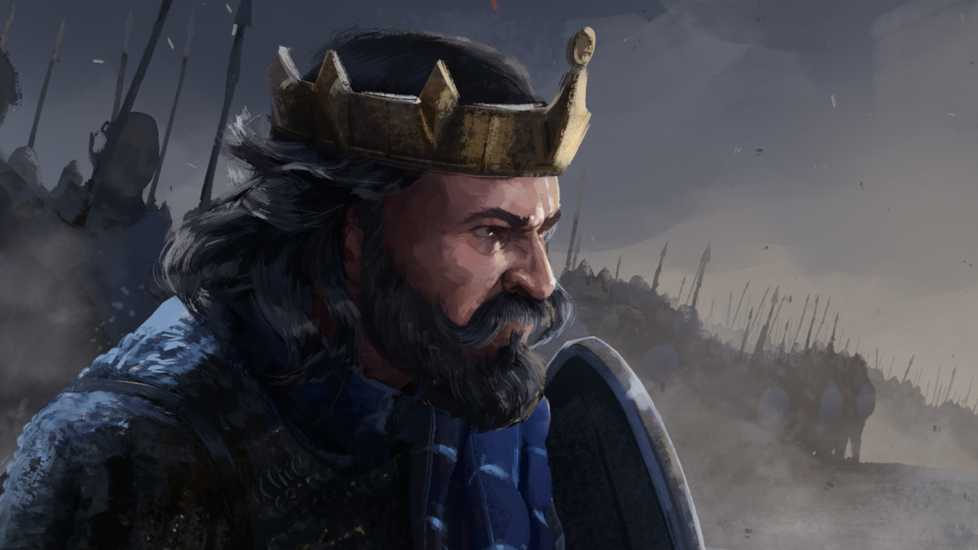 Стратегия Total War Saga: Thrones of Britannia выйдет в последующем году