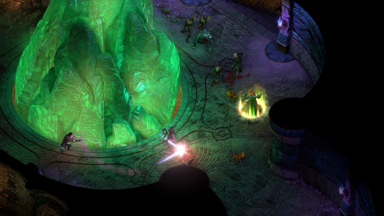 "Видео: геймплейный трейлер Pillars of Eternity II: Deadfire"""
