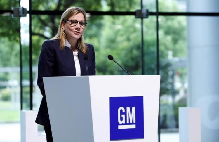 GM готовит новые электромобили и планирует снизить стоимость батарей на треть